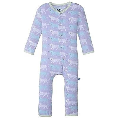 Kickee Pants Baby Girls' Print Coverall Prd-kpca213-Lcl