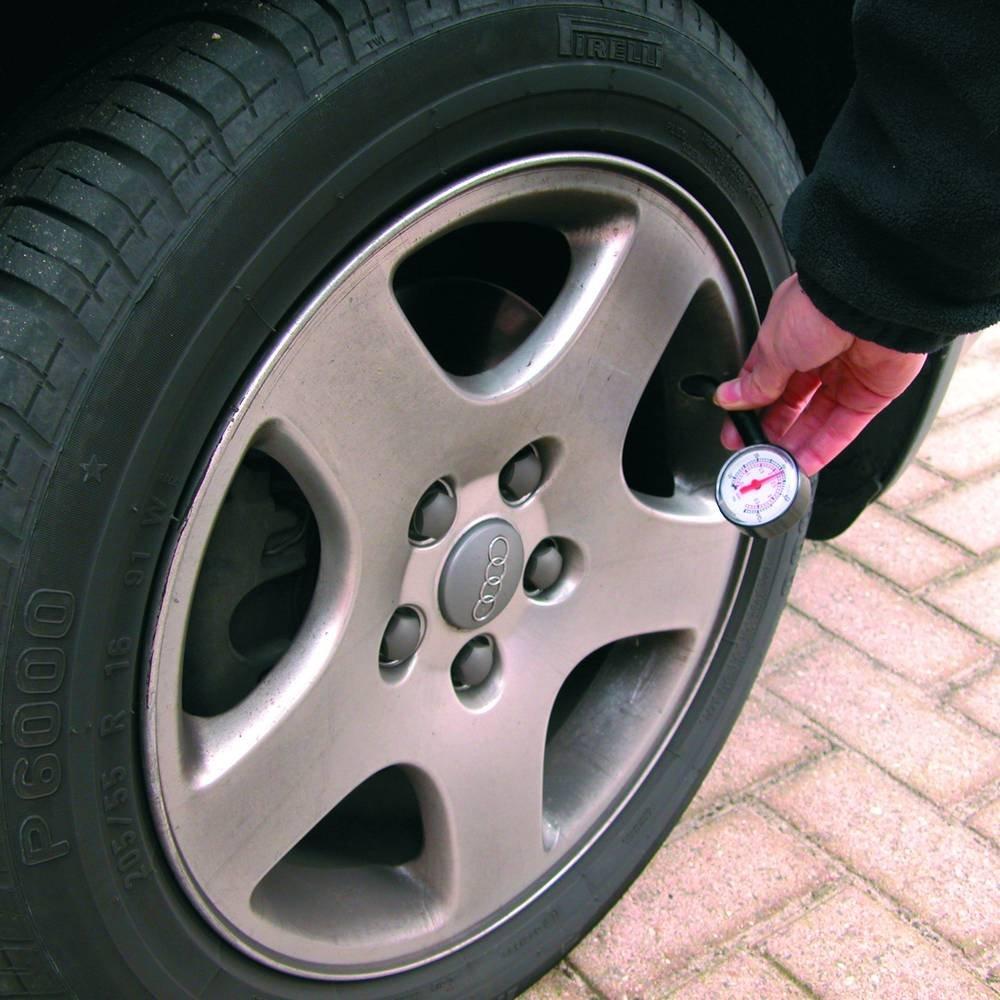 Carpoint 0623403 Reifendruckpr/üfer