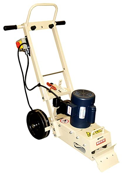 Amazoncom EDCO Tile Shark Floor Stripper Horsepower - Mechanical floor scraper