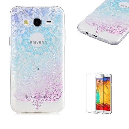 4 opinioni per Cover Per Samsung Galaxy J5 (2015 Model J500FN),Funyye Graduale Cambiano Colore