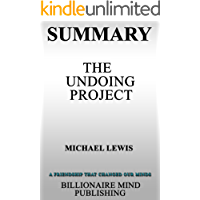 Summary: The Undoing Project: A Friendship That Changed Our Minds (English Edition)