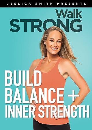 Desconocido Jessica Smith: Construir Equilibrio y Fuerza Interior. Bajo Impacto, vídeo de Alta Resultados casa Ejercicio: Amazon.es: Hogar