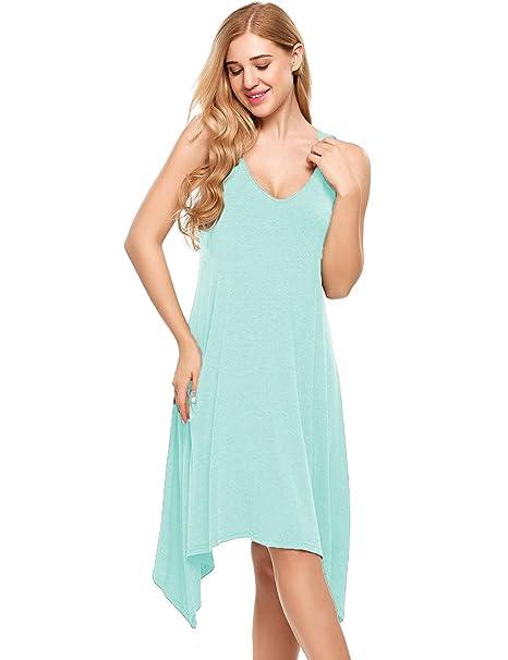 Amazon Sweetnight Womens Plus Size Lounge Sleepwear Nightwear