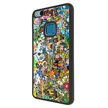 coque huawei p10 lite adventure time