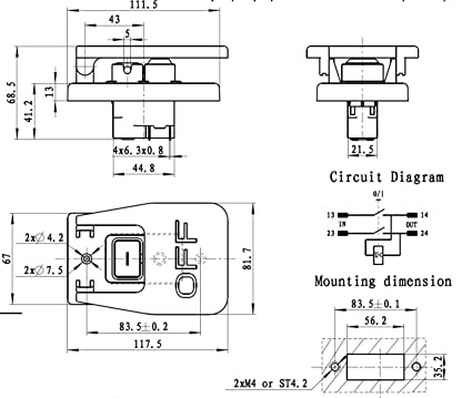single phase 4 pole motor wiring diagram with Powertec 71007 Wiring Diagram on Wiring Diagram For Pilot Light Switch additionally Types Of Armature Windings as well Switch And Motor Wiring Diagram likewise Evaporative Sw  Cooler Switch Thermostat Wiring as well .