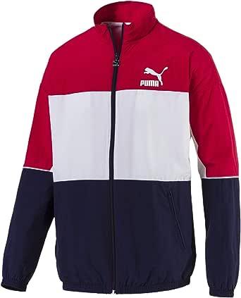 Puma Retro Woven Track Jacket Shirt For Unisex
