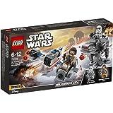 レゴ(LEGO) スター・ウォーズ スキー・スピーダー™ vs.ファースト・オーダー・ウォーカー™ マイクロファイター 75195