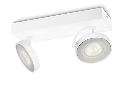 Philips Myliving Clockwork Barra De 2 Focos Led Iluminacion
