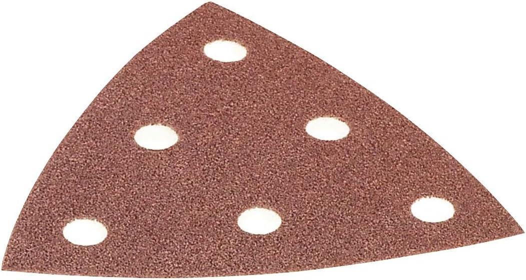50-Pack Festool 499162 P60 Grit Rubin 2 Abrasives for RO 90//DX 93 Sander