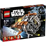 LEGO 75178 - Star Wars Tm, Quadjumper di Jakku