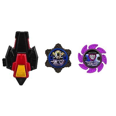 Power Rangers Super Steel Ninja Power Star Pack, Pink Ranger: Toys & Games