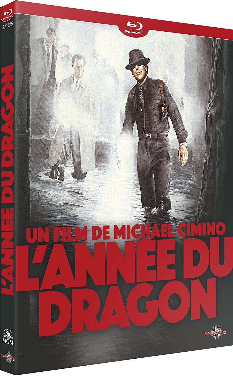 Cover Art for L'Annee du Dragon
