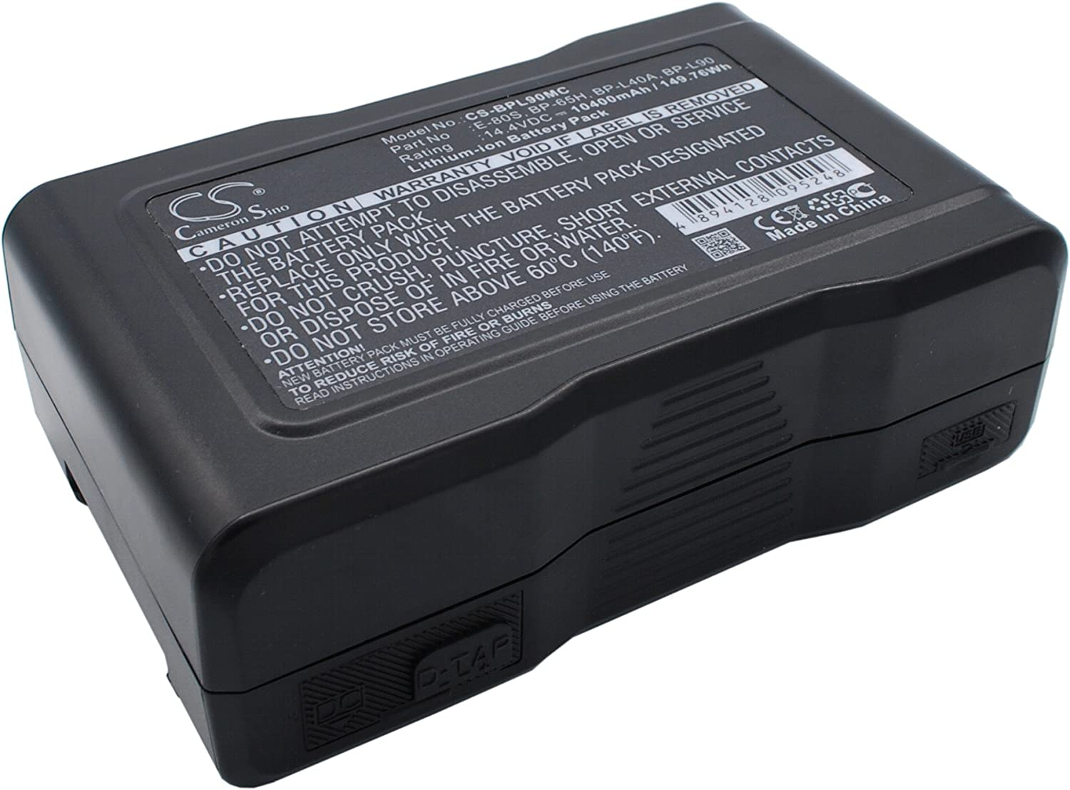 Battery Replacement for Sony BVM-D9H1E Broadcast Monitors BVM-D9H1E Broadcast Monitors BVM-D9H1U Broadcast Monitors BVM-D9H1U Broadcast Monitors BVM-D9H5A Broadcast Monitors