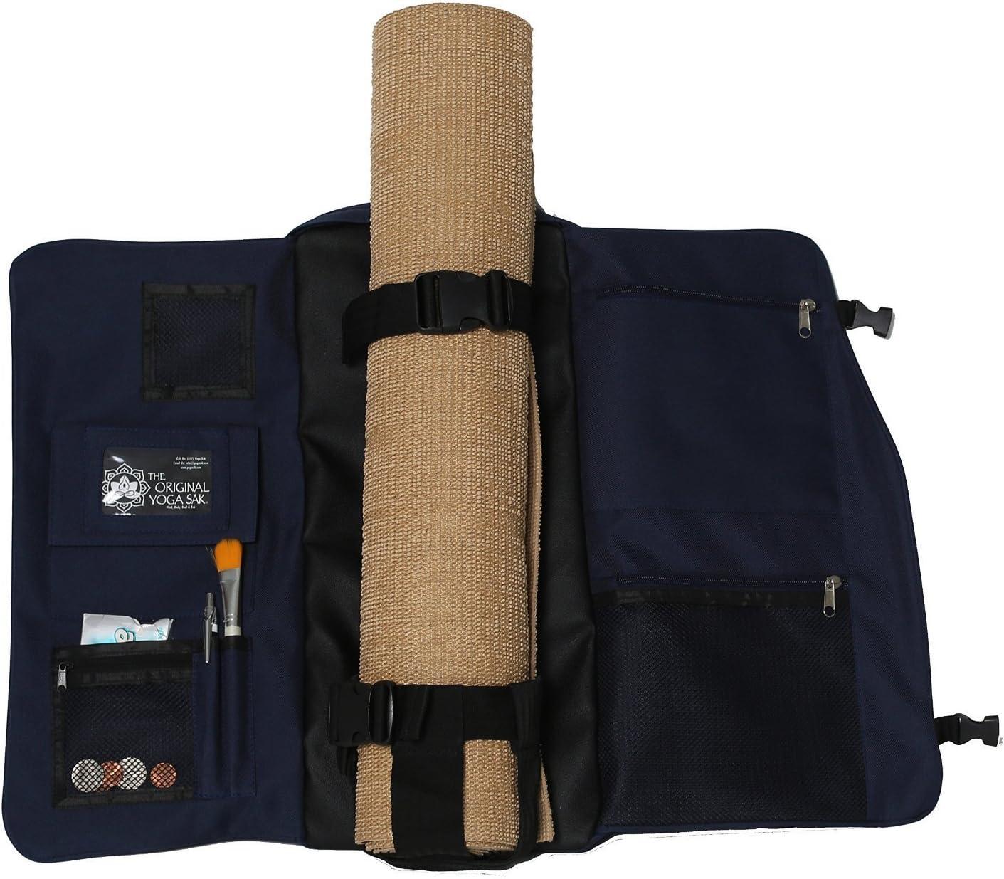 Yoga Sak The Ultimate Sport Bag/Multi Purpose Backpack. Fantastic for Yoga, Hiking, Biking, Travel, Gym, School/Office