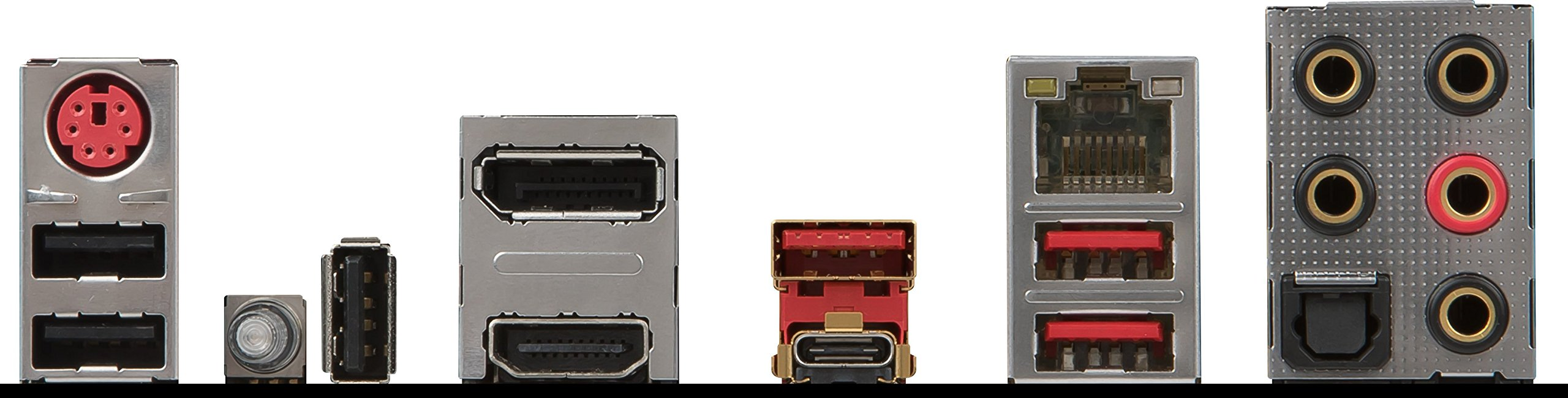 MSI Enthusiastic Gaming Intel Kaby Lake Z270 DDR4 VR Ready HDMI USB 3 ATX Motherboard (Z270 GAMING M6 AC)