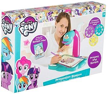 Hasbro My Little Pony My Little Pony - Estación de proyección para ...