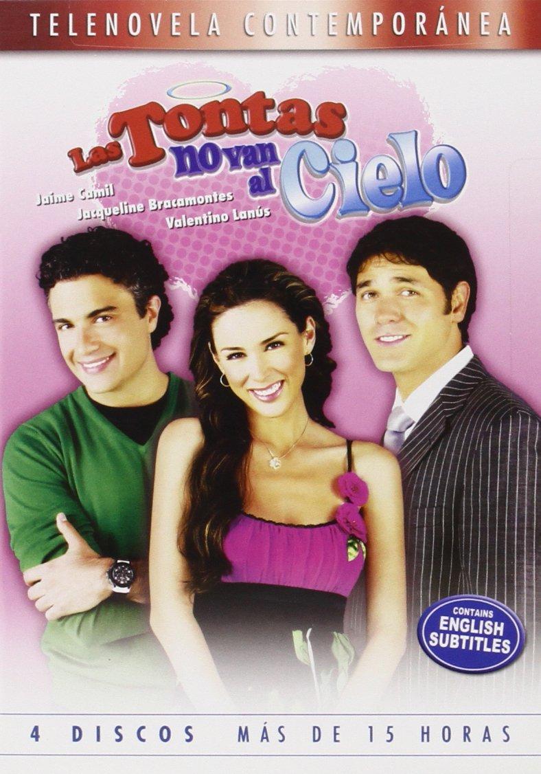 DVD : Las Tontas No Van Al Cielo (Full Frame, 4 Disc)