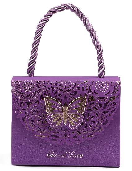 Amazon.com: DriewWedding 20pcs Wedding Decorative Boxes Gift ...