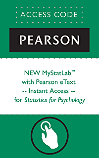 New mymathlab with ebook instant access for stats modeling new mystatlab with pearson etext instant access for statistics for psychology fandeluxe Gallery