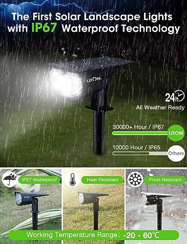 LANDSCAPE PRODUCTS PREMIER PRODUCTS FOR LANDSCAPE AGRICULTURE Advantage Light Source Big Smoky Series 5-Watt LED Up Light in Natural Bronze