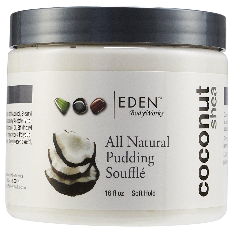 EDEN BodyWorks Coconut Shea Pudding Soufflé - 473ml 12-530