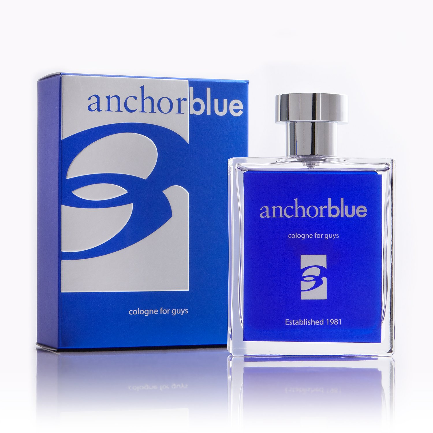 Anchor Blue .5 oz. Cologne Spray (1 bottle) by Anchor Blue