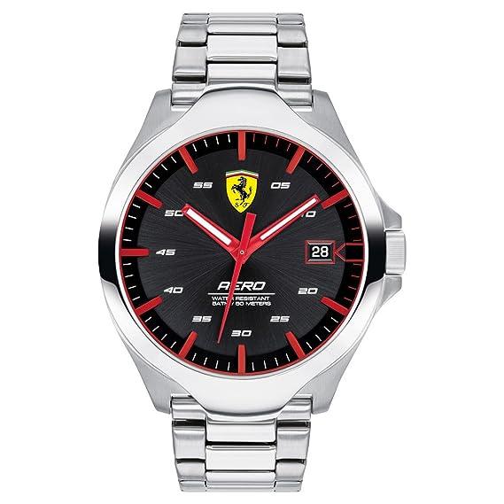 Ferrari Aero Ferrari De los Hombres Reloj 0830507