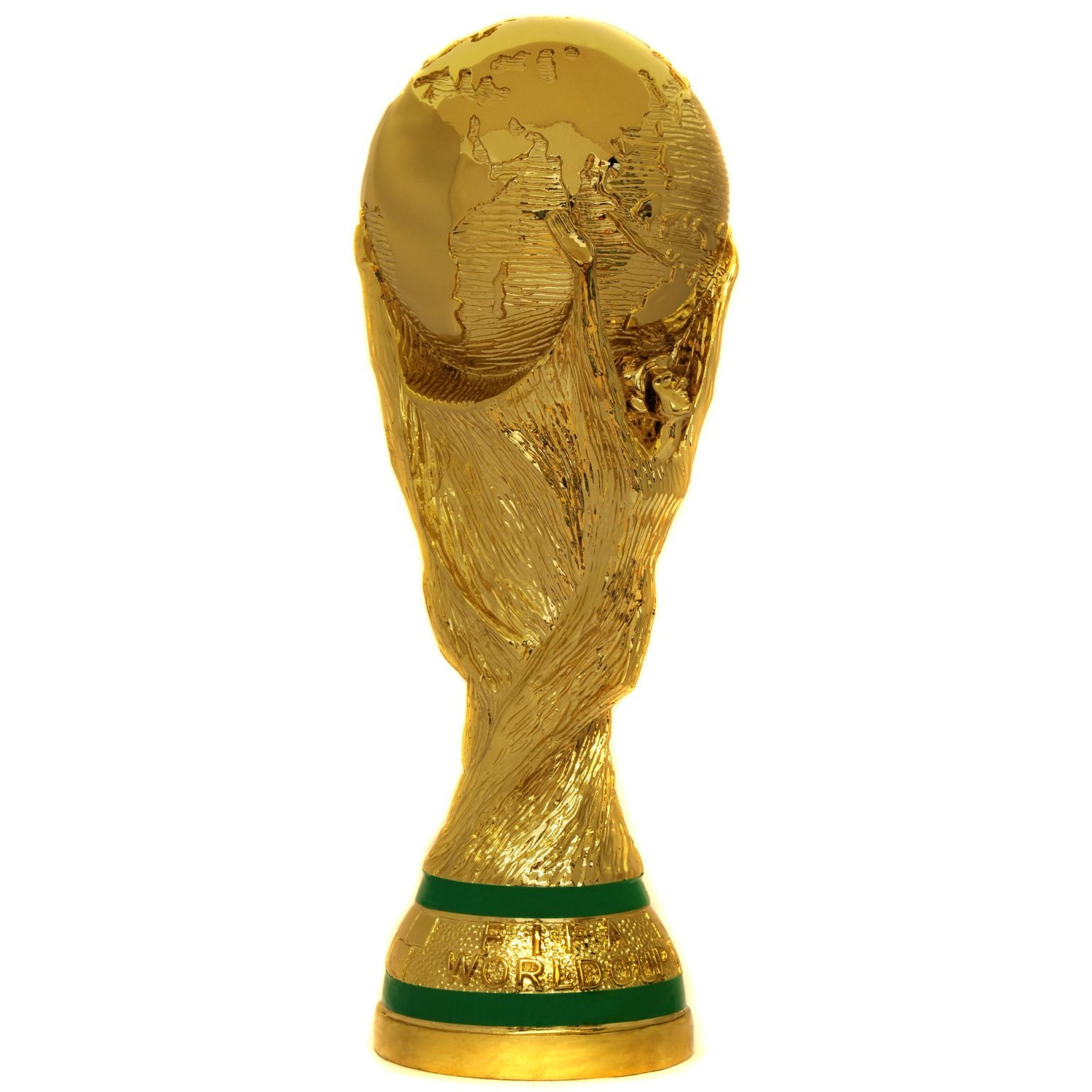 FIFA World Cup Replica Trophy 32cm Amazoncouk Sports Outdoors