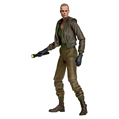 "NECA Aliens Scale Series 8 Ripley Action Figure, 7"": Toys & Games"