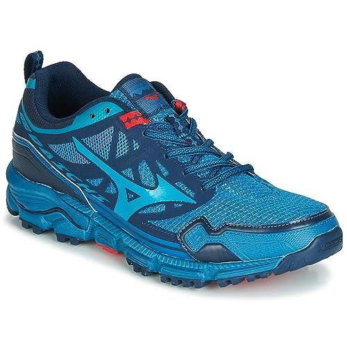 mizuno chaussure trail homme