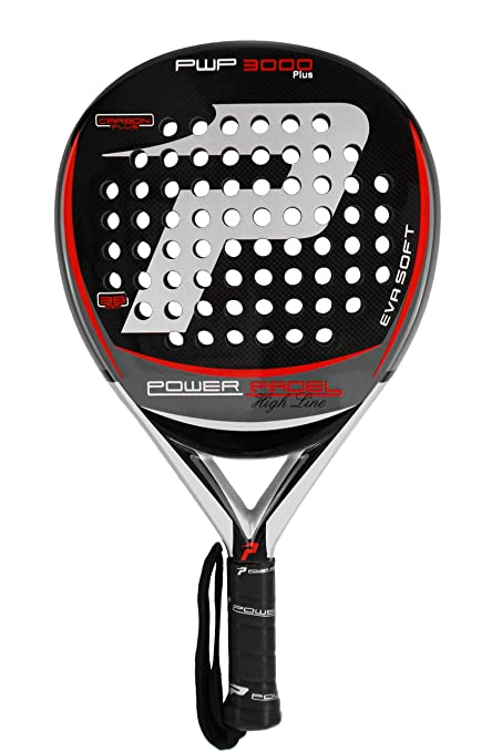 POWER PADEL Pala de Padel Modelo 3000 Plus - CATALOGO ...