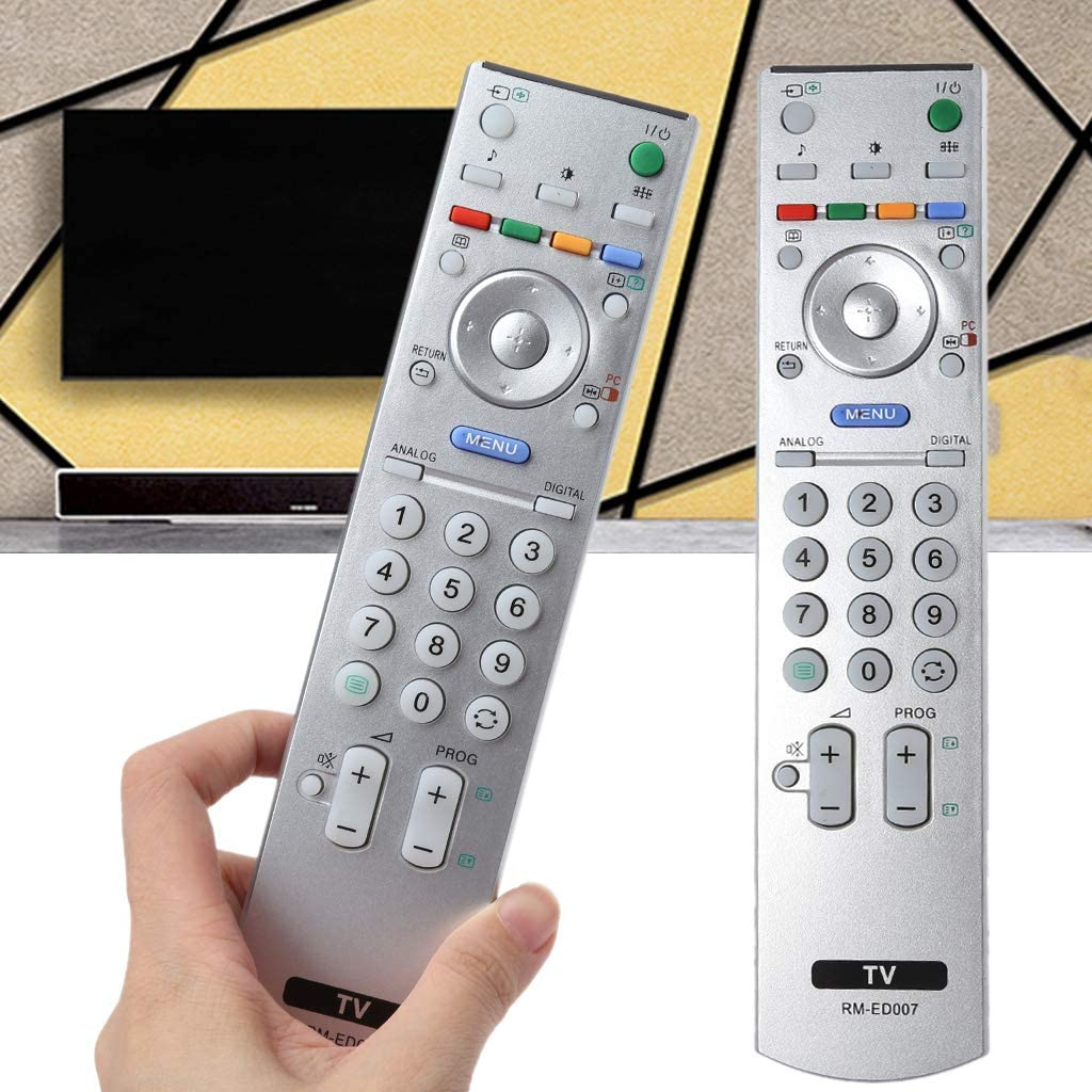 Runrain Mando a Distancia para Mando a Distancia Sony Smart TV RM ...