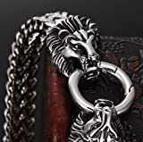 Chain Link Wristband For Mens,Fashion Stainless