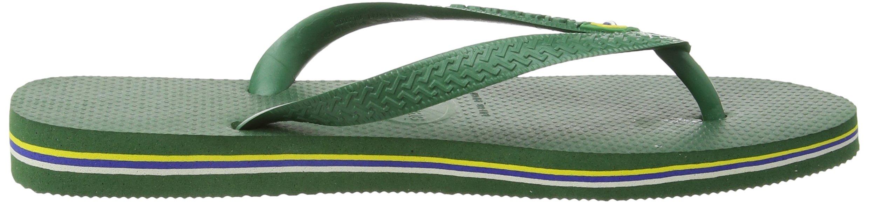 Havaianas Brasil, Unisex Adult's Flip Flops, Green (Brasil Amazonia), 3/4 UK (37/38EU) (35/36 BR) by Havaianas (Image #8)
