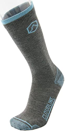 CloudLine Merino Wool Compression Socks