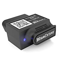 BlueDriver Bluetooth Professional OBDII Scan Toolreview