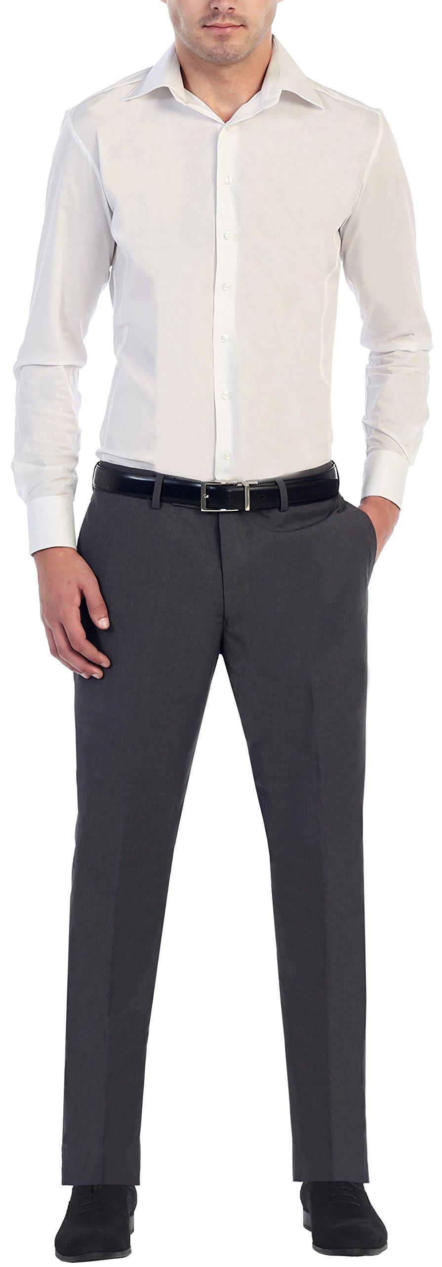 Studio 10 Men's Gioberti Slim Fit Dress Pants