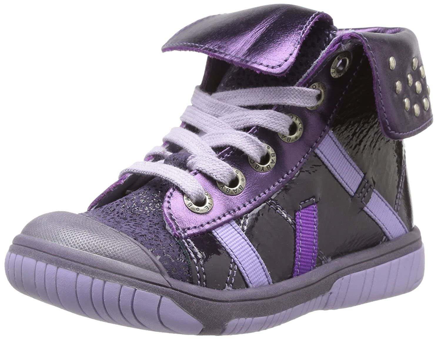 Babybotte Artiklou, Baskets mode fille Baskets mode fille - Violet (061 Violet) 20 EU (4 UK) (5 US) 1b81582