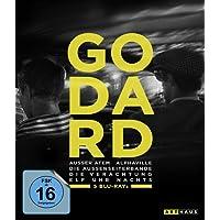Best of Jean-Luc Godard [Blu-ray]