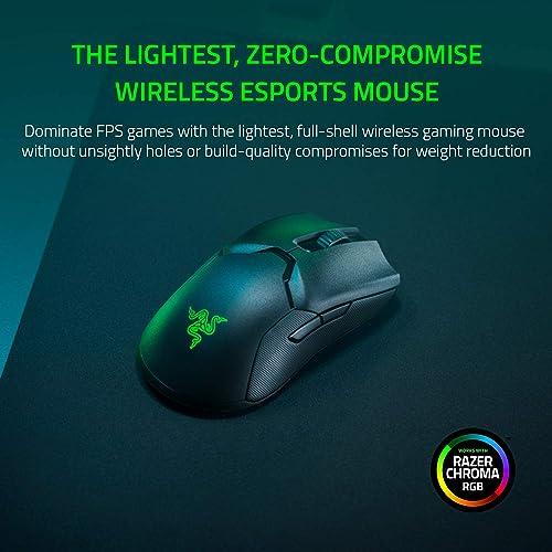 #海淘#Razer Viper Ultimate Lightest Wireless Gaming Mouse