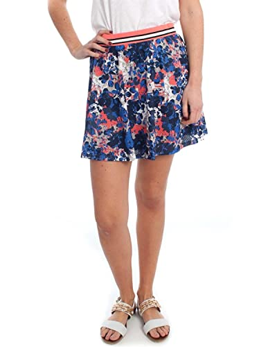 Falda Only NY Flores XL Multicolor