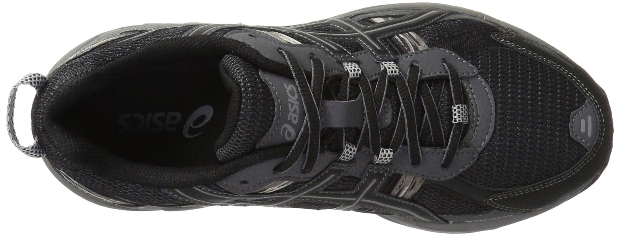 ASICS Men's Gel-Venture 5-M, Black/Onyx/Charcoal, 8 M US by ASICS (Image #8)