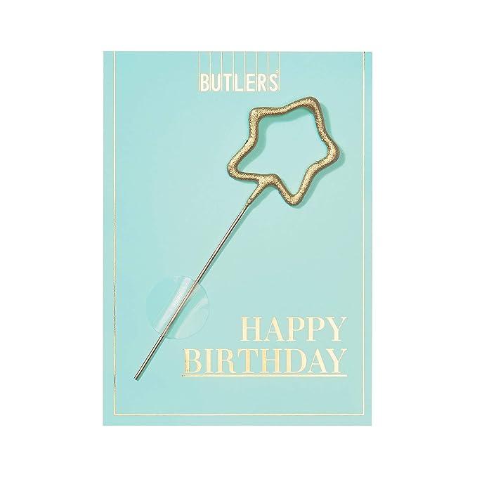 Butlers Magic Moments - Mini Tarjeta de felicitación Happy ...