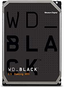 "Western Digital 1TB WD Black Performance Internal Hard Drive - 7200 RPM Class, SATA 6 Gb/s, , 64 MB Cache, 3.5"" - WD1003FZEX"