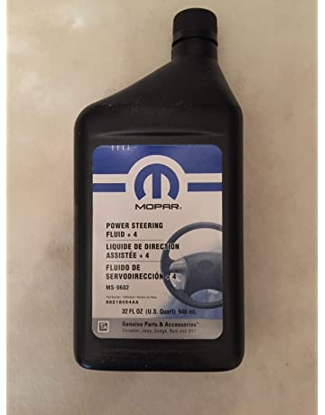MOPAR Power Steering Fluid + 4 ovu01516 68218064 AA 5103524ea