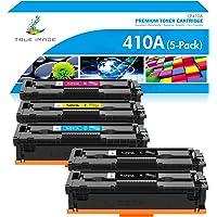 TRUE IMAGE Compatible Toner Cartridge Replacement for HP 410A CF410A 410X HP Color Laserjet Pro MFP M477fnw M477fdw…