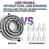 ELZU.US [NEW 2018 EFFECTIVE Flea and Tick Collar