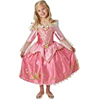 Rubie's Official Disney Princess Sleeping Beauty Aurora Ballgown Girls Costume, Childs Size Small Age 3-4 Years