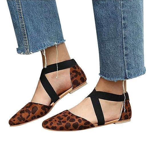 eccdb7dbb614a Amazon.com: Outtop(TM) Women's Flat Sandals Ladies Fashion Casual ...