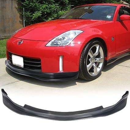 2006 2009 Nissan 350Z Front Bumper Lip GT Style Spoiler Fairlady Z Z33